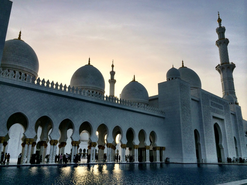 This mosque is absolutely stunning