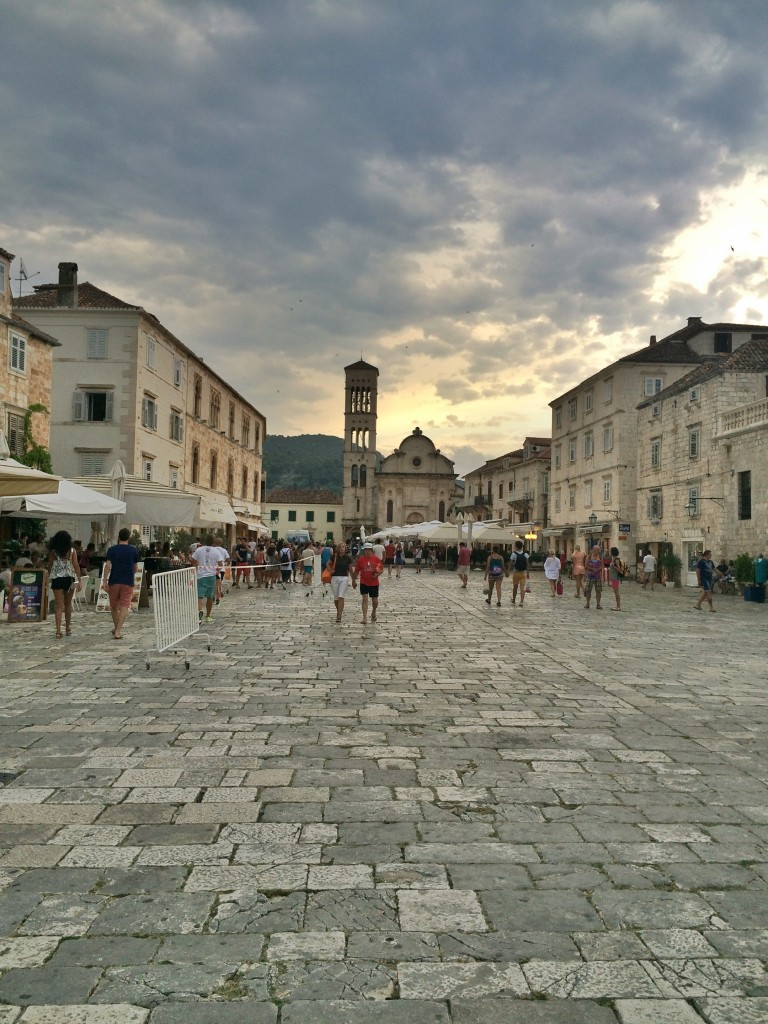 Hvar Town2