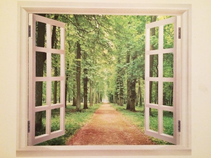 Window decal