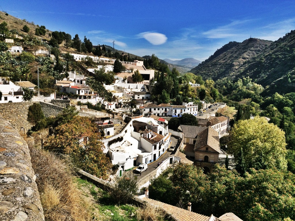 Sacromonte hills