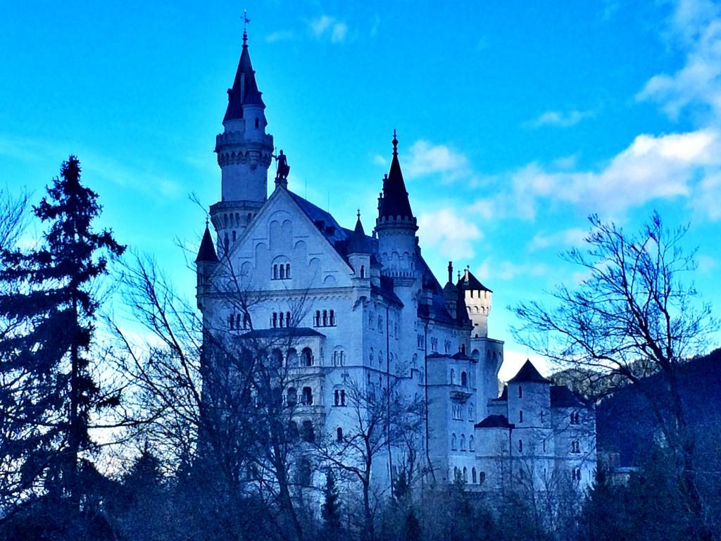 Neuschwanstein Castle1