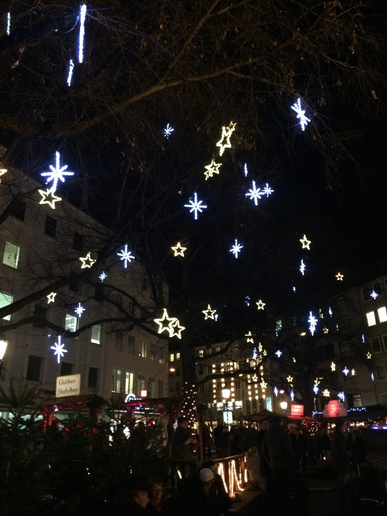 Munich Christmas Lights
