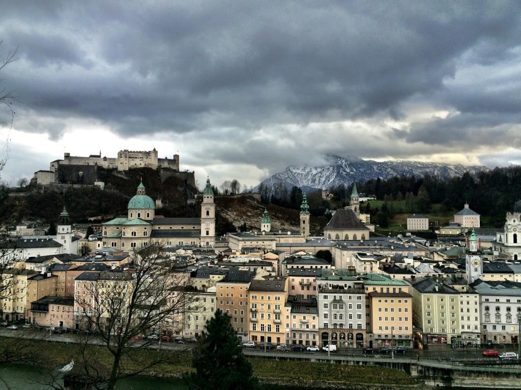 Christmas Day Salzburg