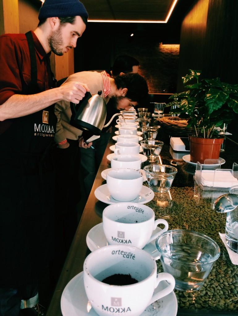 Café Mokka & Té Exxum