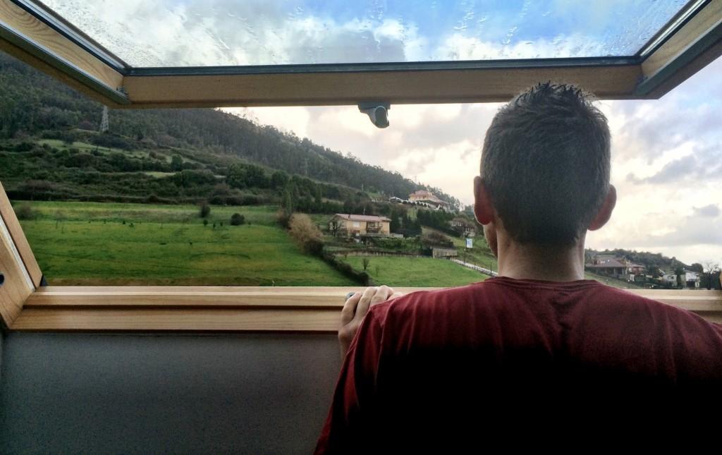 Jonathan in Oviedo
