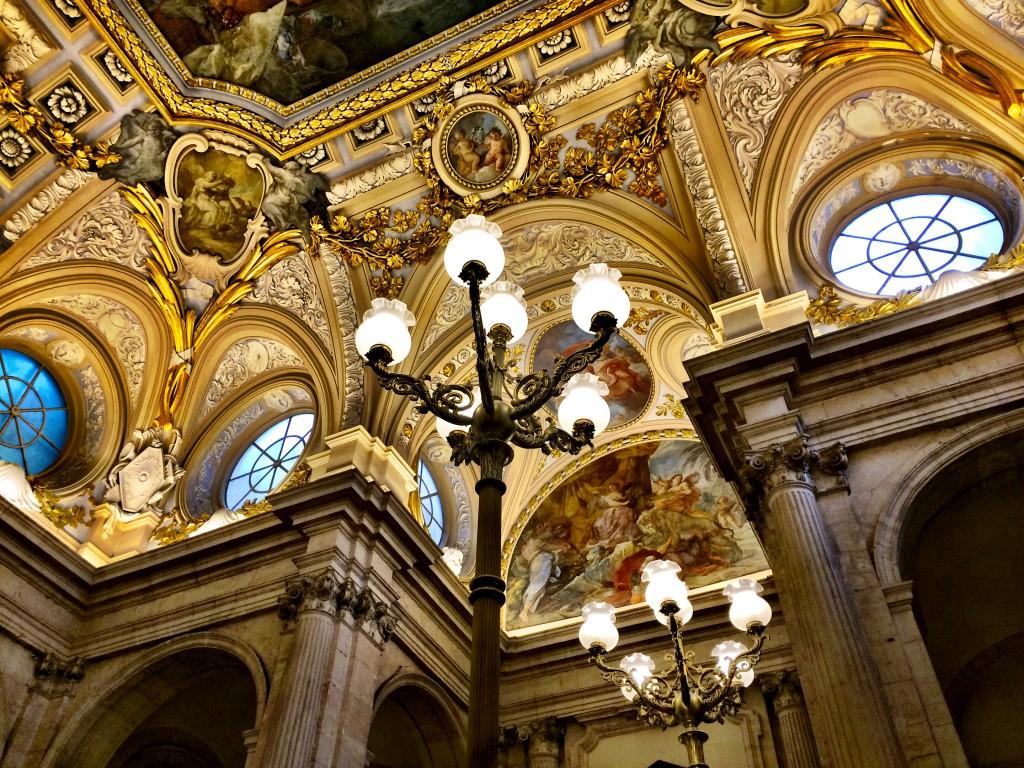Palacio Real Interior