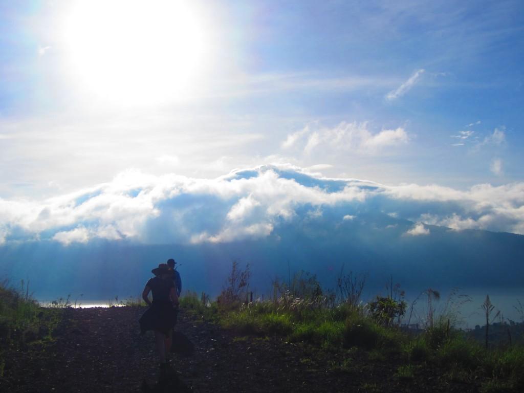 Mount Agung in Daylight