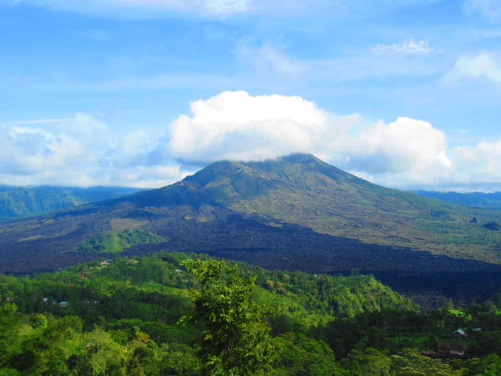 Mount Batur after Hike