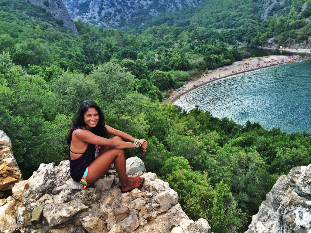 Olympos viewpoint