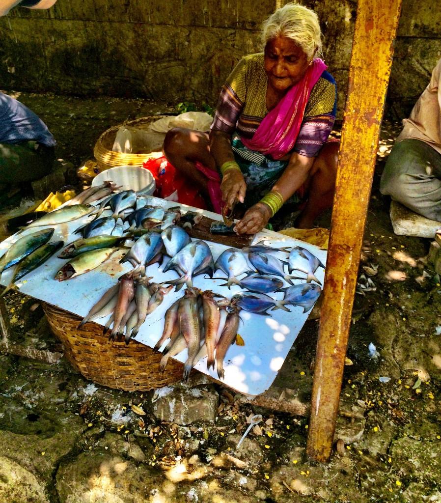 Fish Market, Mumbai