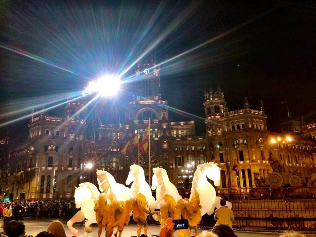 Madrid Carnaval Parade