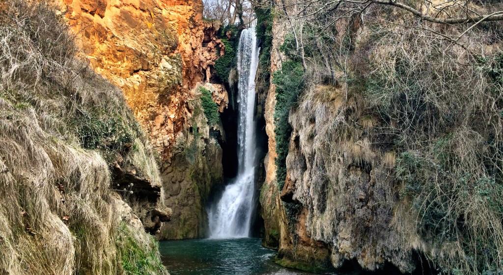 Chasing Waterfalls in Monasterio de Piedra