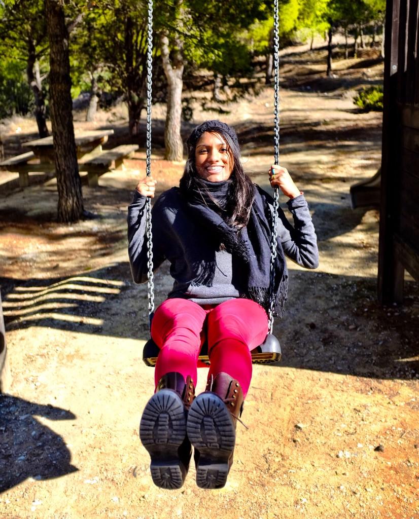 Swings in Calatayud