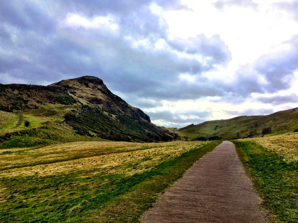 Walk to Arthur's Seat