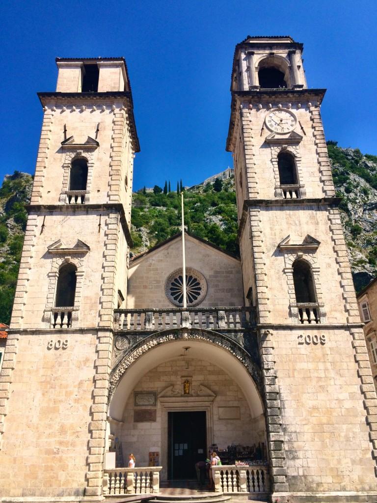Church in Kotor