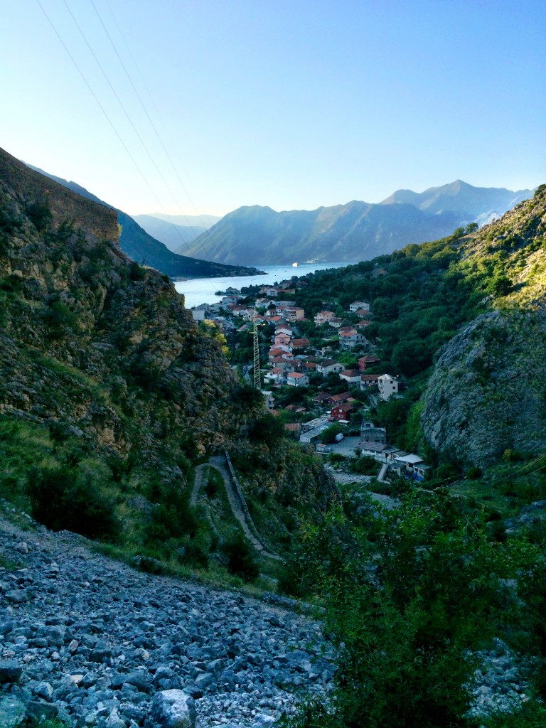 Kotor Hike to Fortress