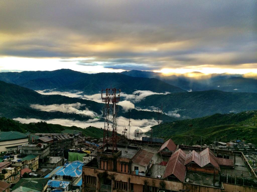 Rolling Hills of Darjeeling
