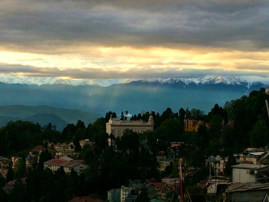 Himalayas, Darjeeling