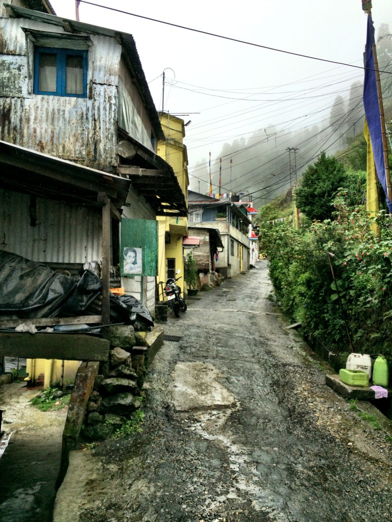 Rainy days in Darjeeling