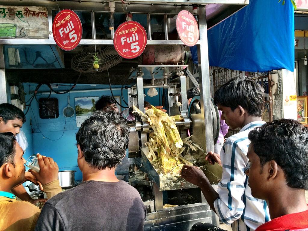 Sugarcane Juice, Mumbai