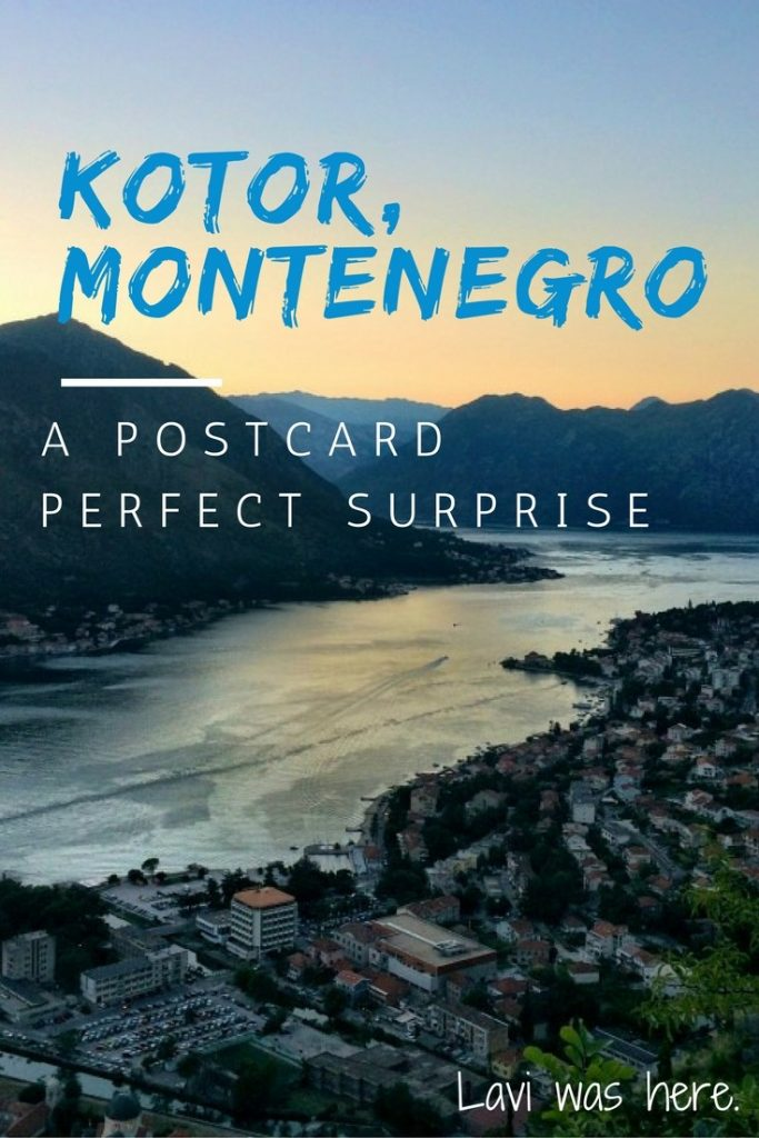 Kotor, Montenegro: A Postcard Perfect Surprise |Sometimes places can sneak up on you and be the best surprise you never knew you wished for. Kotor, Montenegro was a hidden gem I can't believe I found.