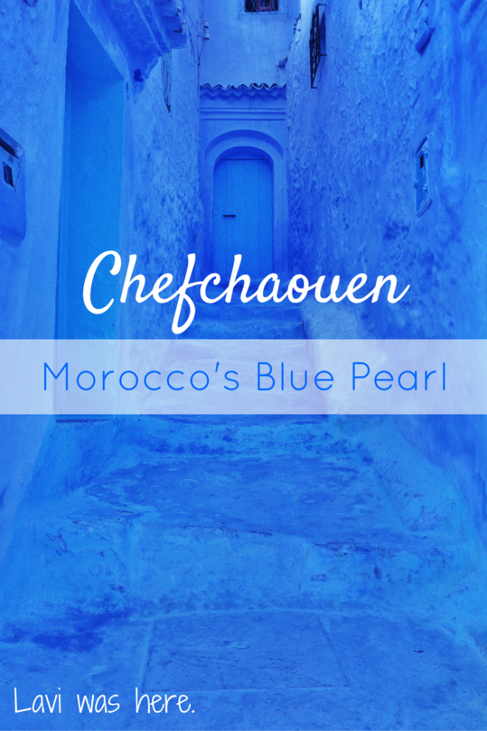 Chefchaouen: Get Lost in Morocco's Blue Pearl | Lavi was here.