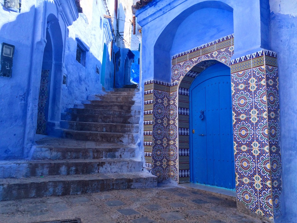 Blue hues of Chefchaouen