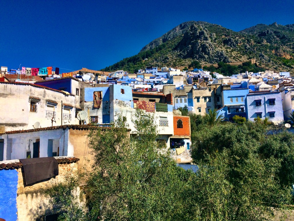 Chefchaouen by day