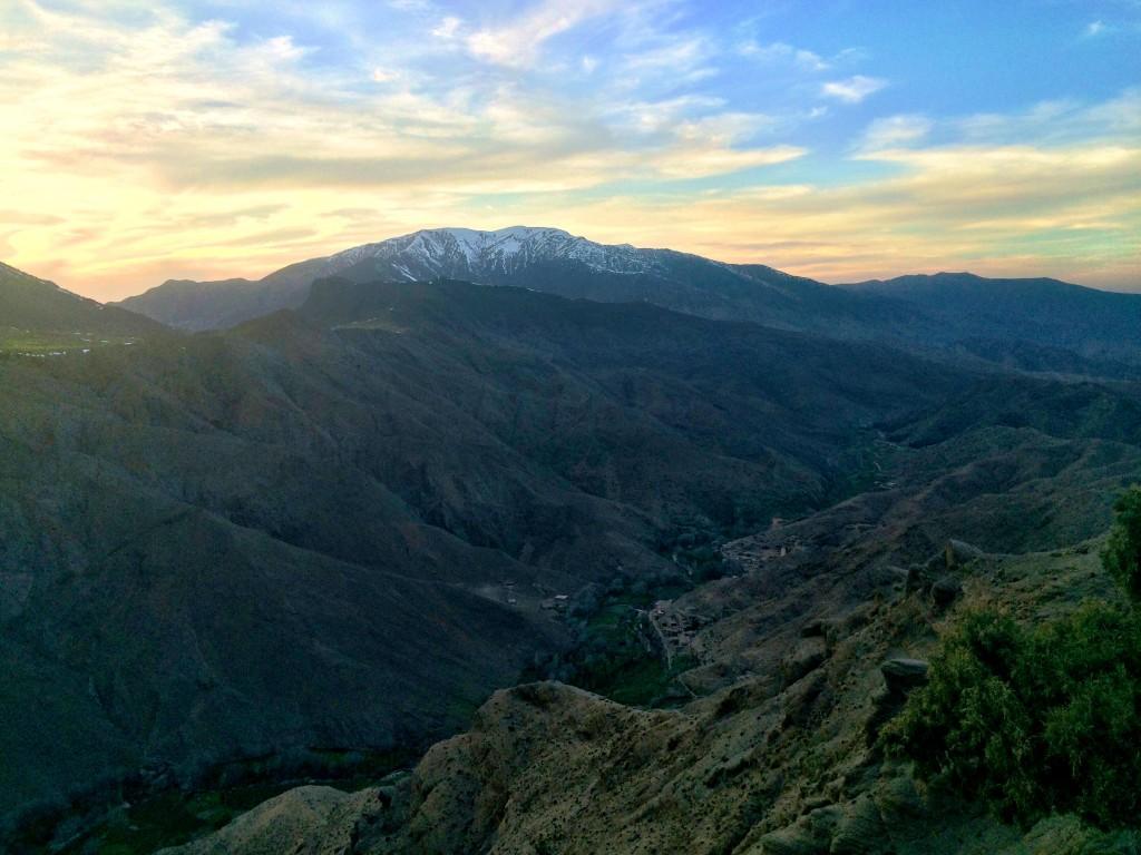 High Atlas Mountains