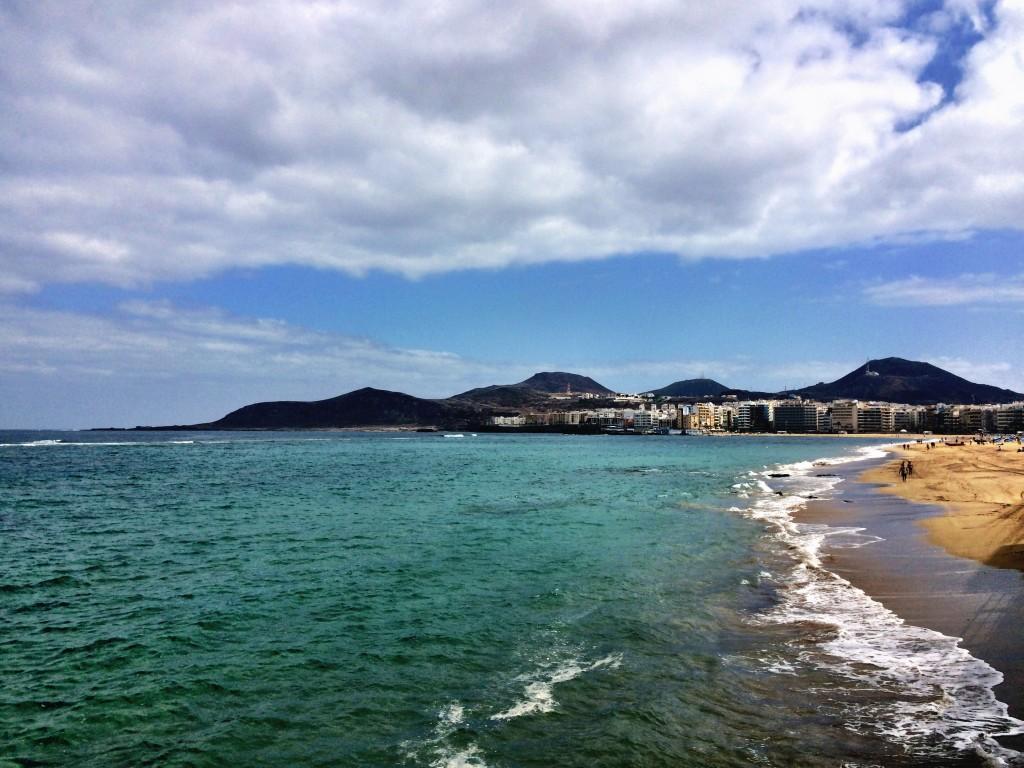 Playa de las Canteras, Las Palmas