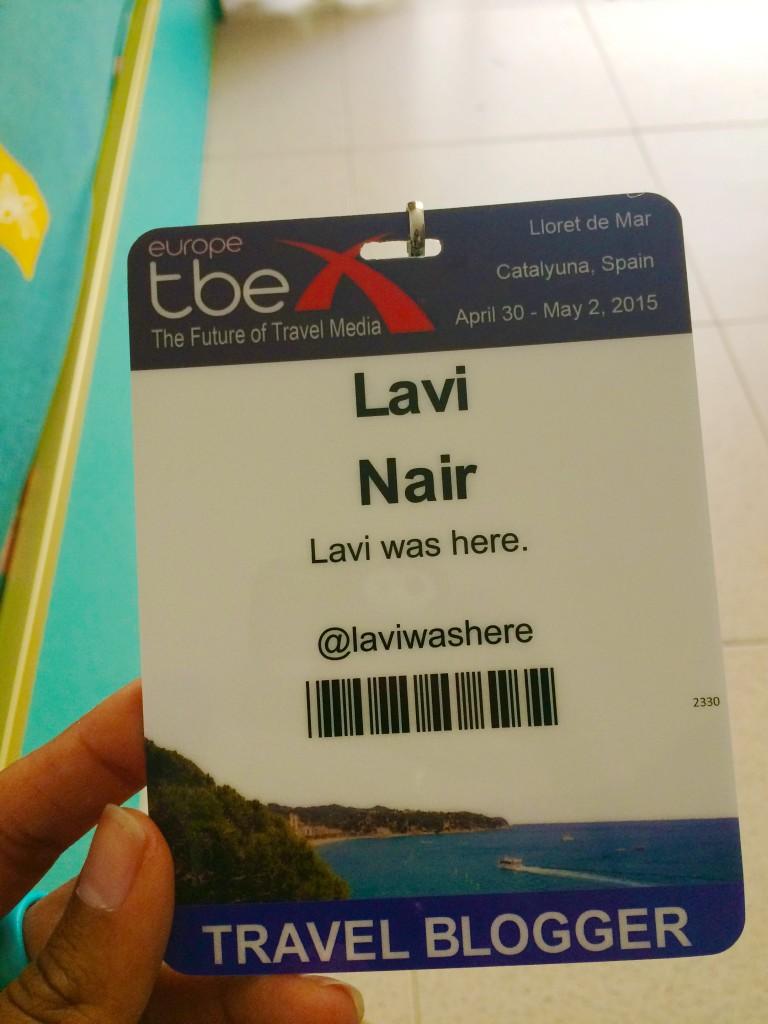 TBEX Badge