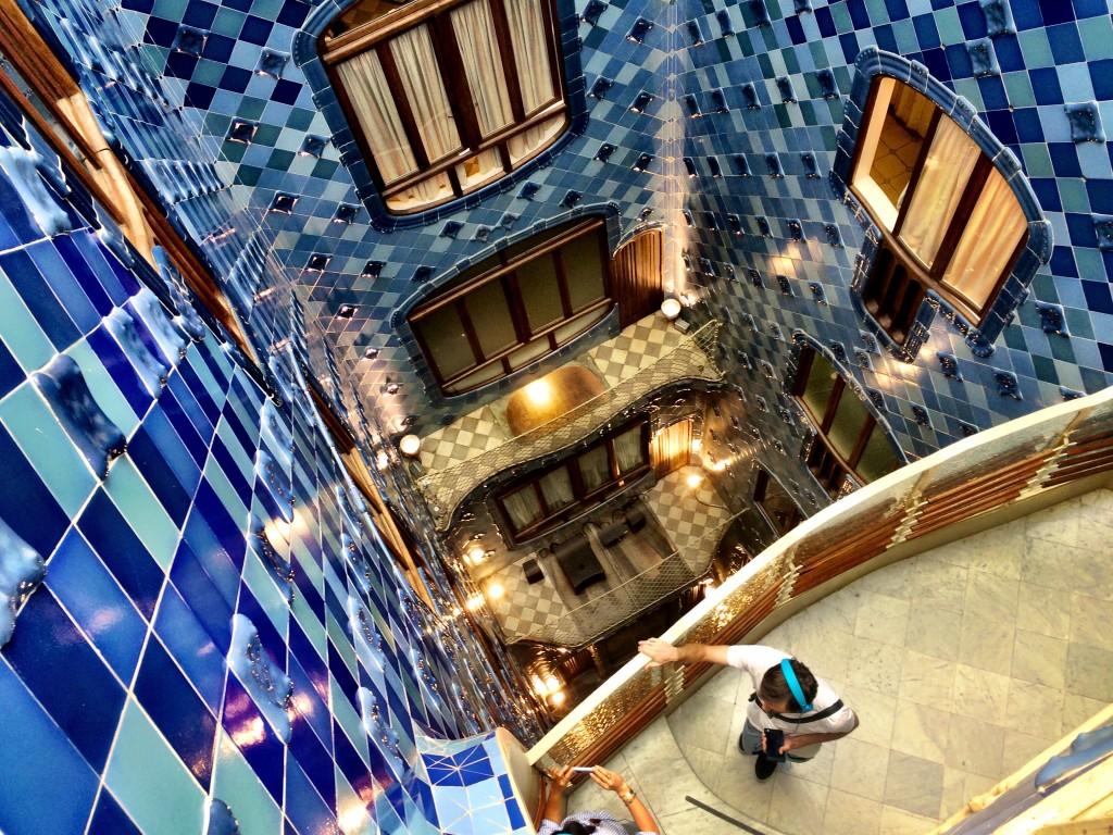 Casa Batlló Inside