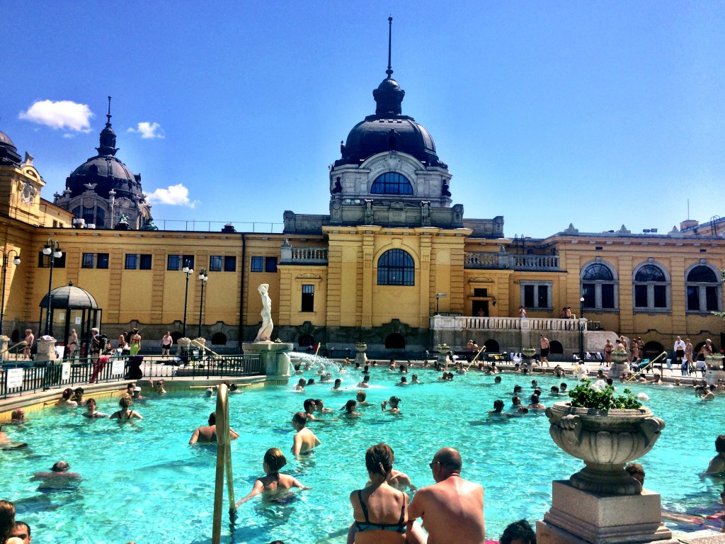 Szechenyi Thermal Bathhouse