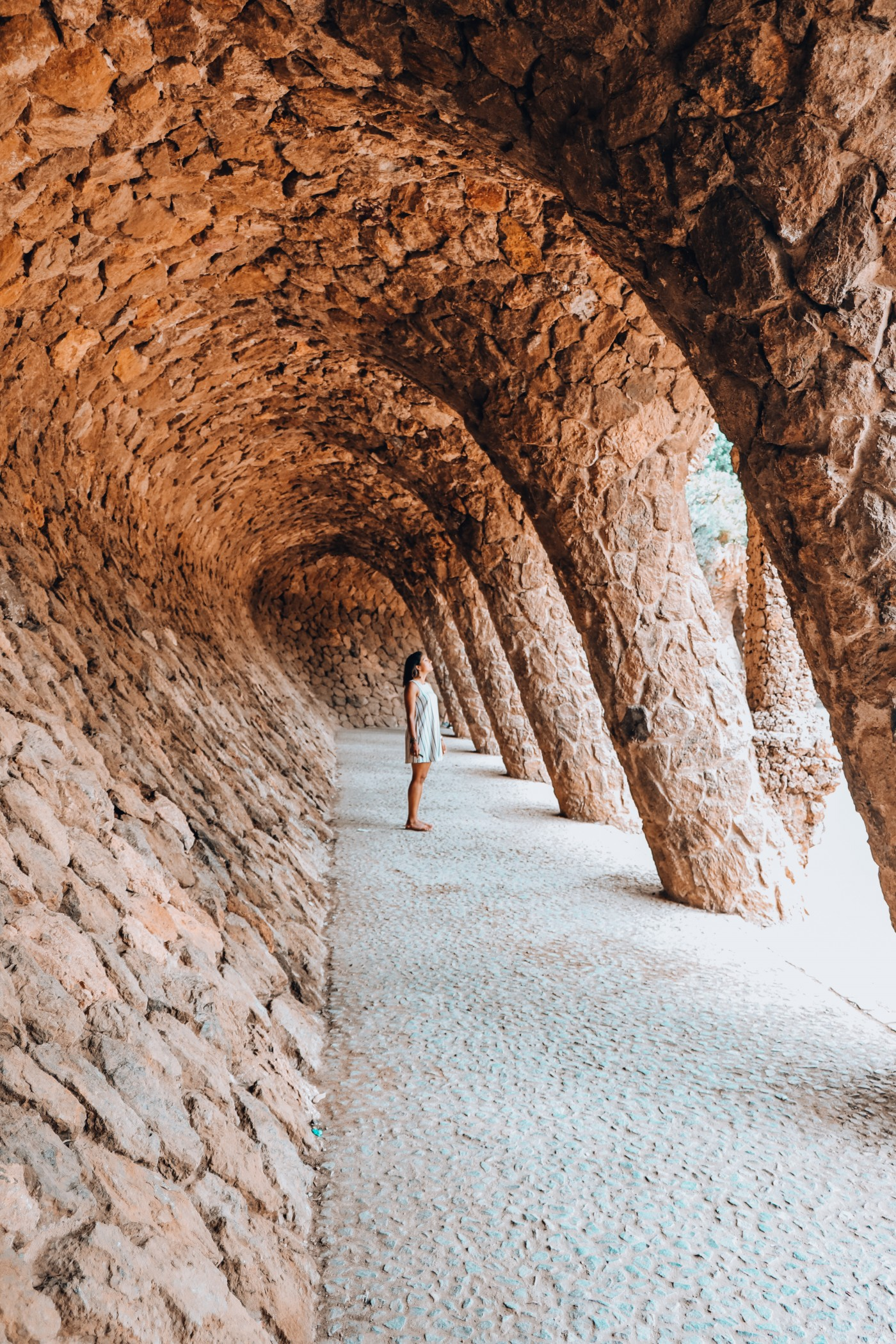 Barcelona: A Look Inside Gaudí's Architecture