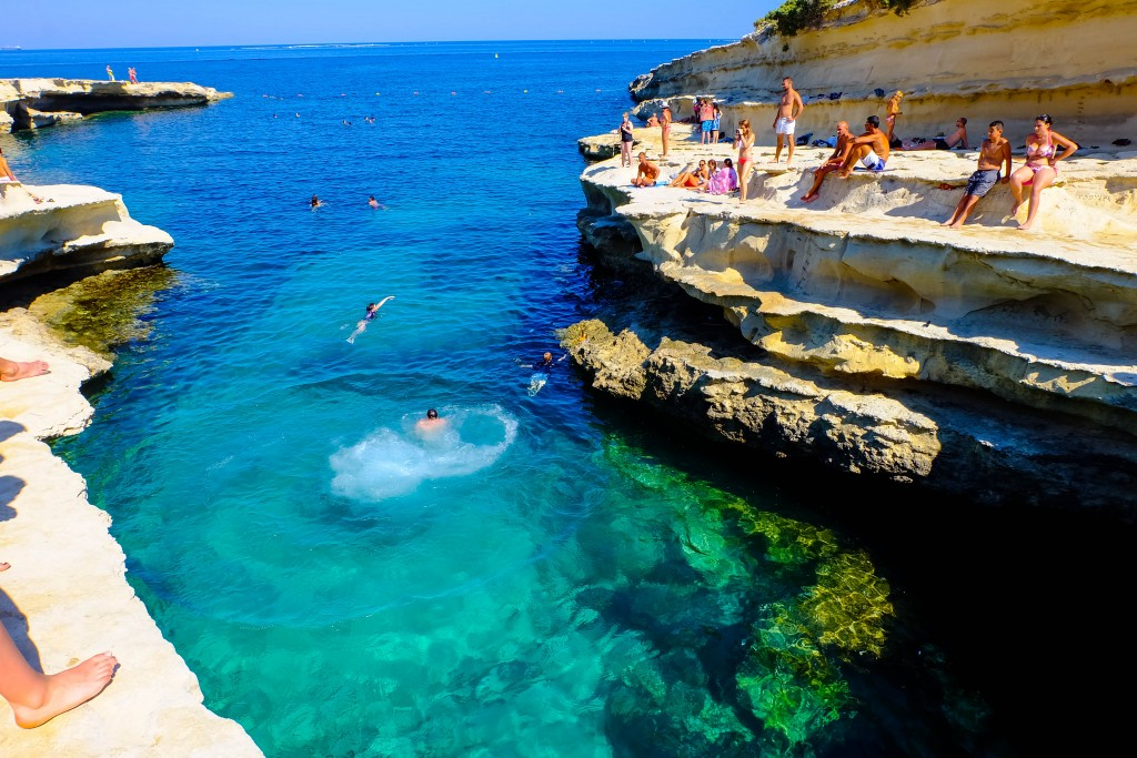 Peter's Pool, Malta