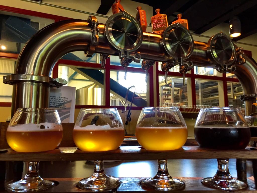 Allagash Brewery