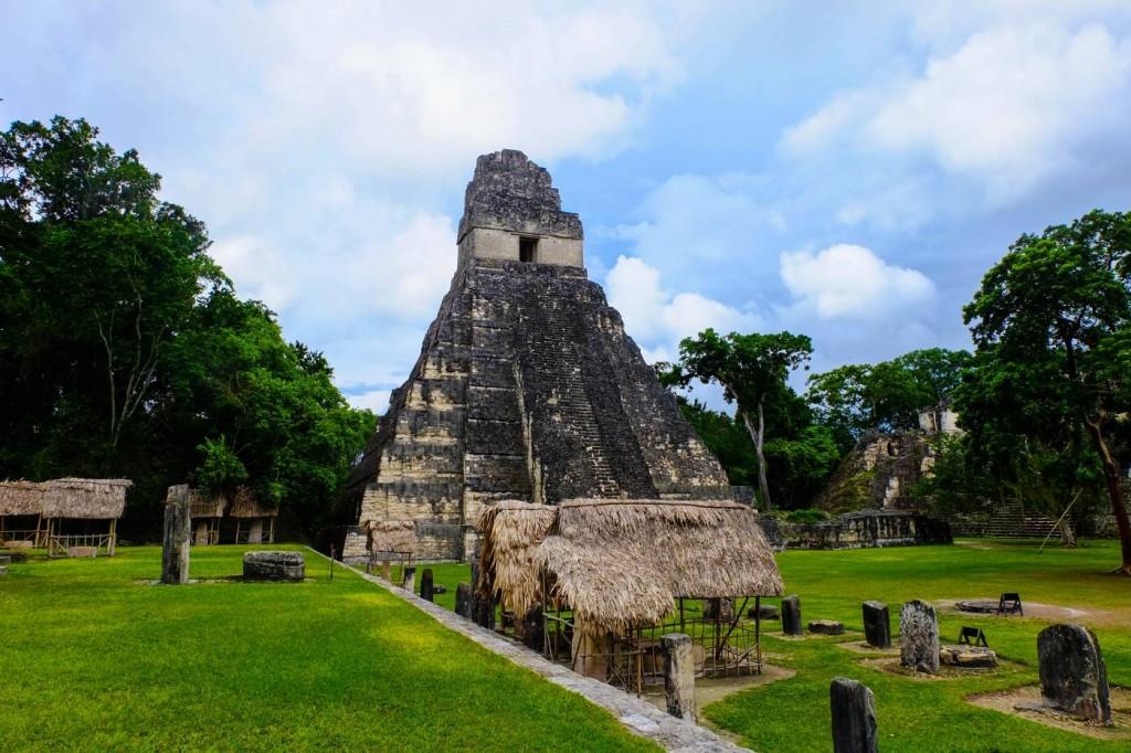 Temple I, Tikal