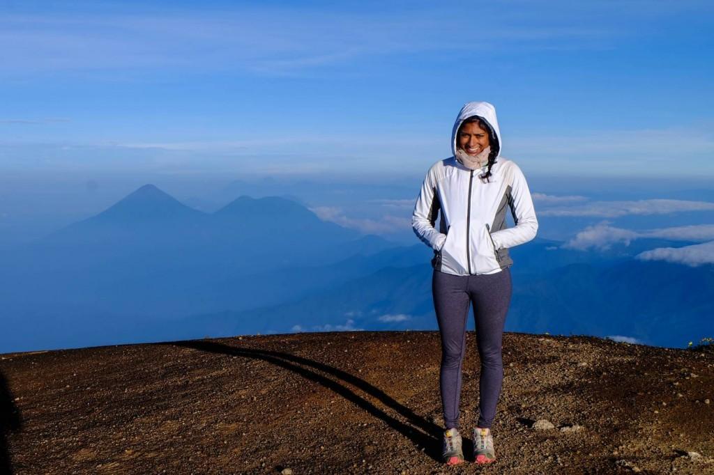 Acatenango Summit