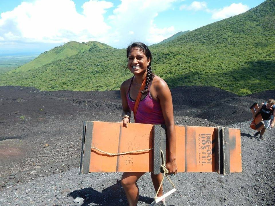 Need for Speed: Volcano Boarding Down Cerro Negro