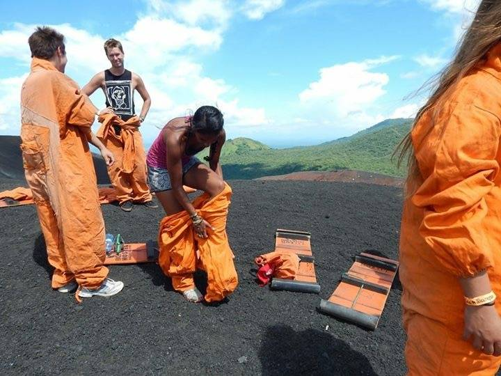Need for Speed: Volcano Boarding Down Cerro Negro