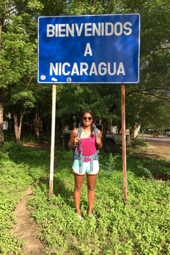 Nicaragua border crossing