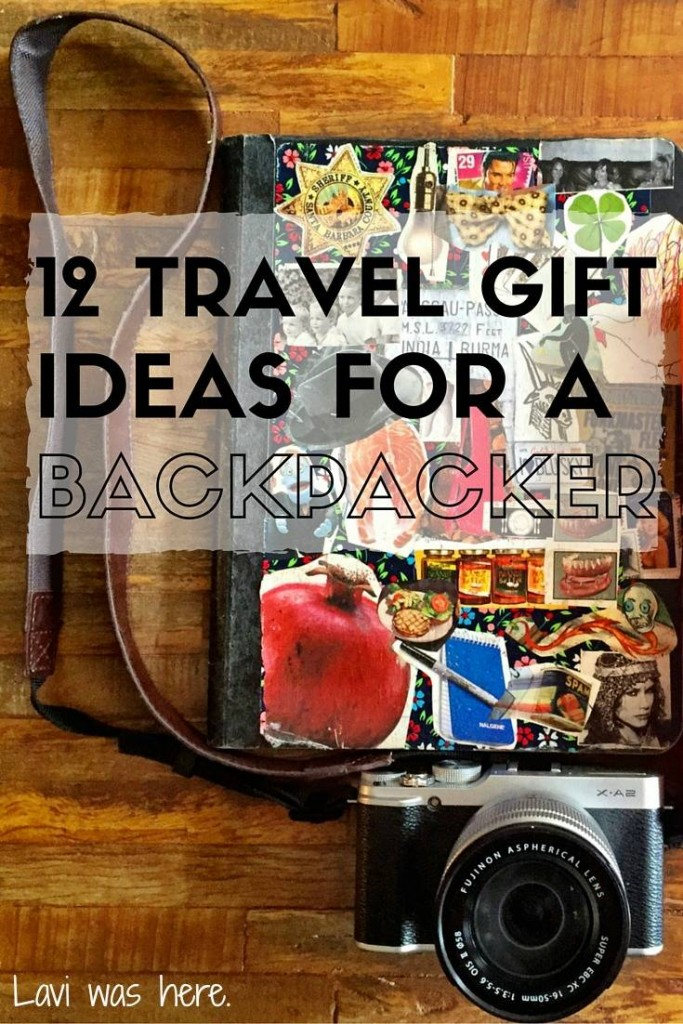 12 Travel Gift Ideas for a Backpacker | Whether you're looking to treat yourself this holiday season or get a gift for your wanderlusting friends, these items will make any trip easier and more fun!