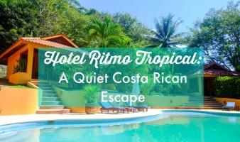Hotel Ritmo Tropical A Quiet Costa Rican Escape