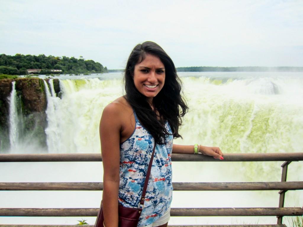 Iguazu Falls, Christmas 2011