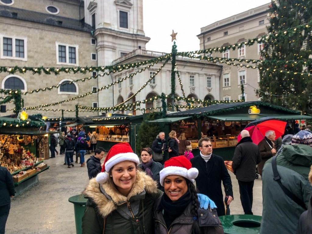 Salzburg, Christmas 2014