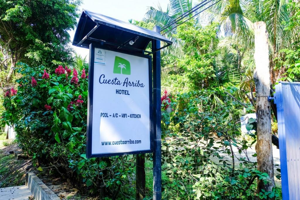 Cuesta Arriba Hotel