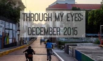 Through My Eyes: December 2015