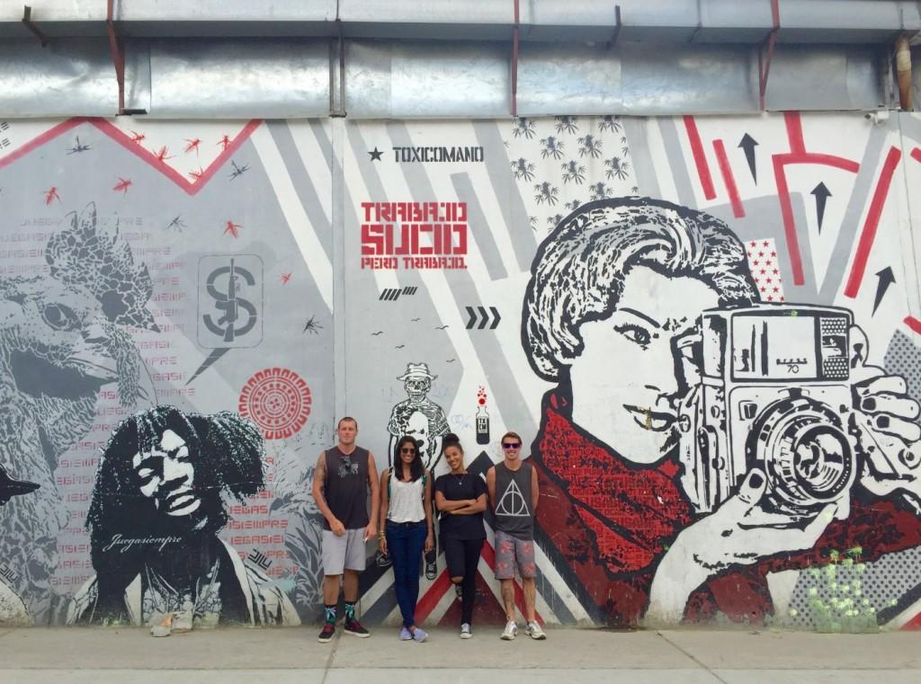 Bogotá Street Art Tour