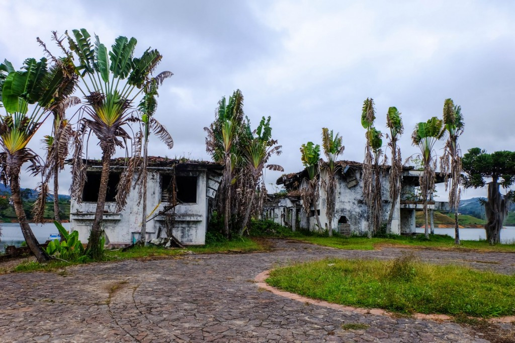 Pablo Escobar's House, Guatapé