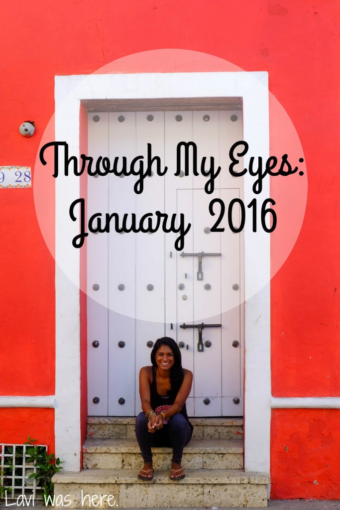 Through My Eyes: January 2016 | in January I was less productive with blogging as I made my way through Colombia and Ecuador. Why? I was just having so much fun seeing some amazing places!
